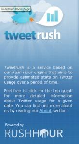 Tweetrush