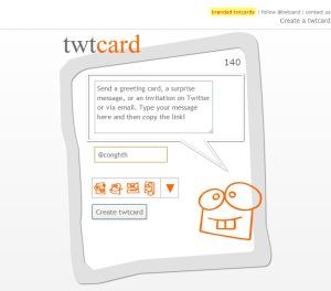 Twtcard